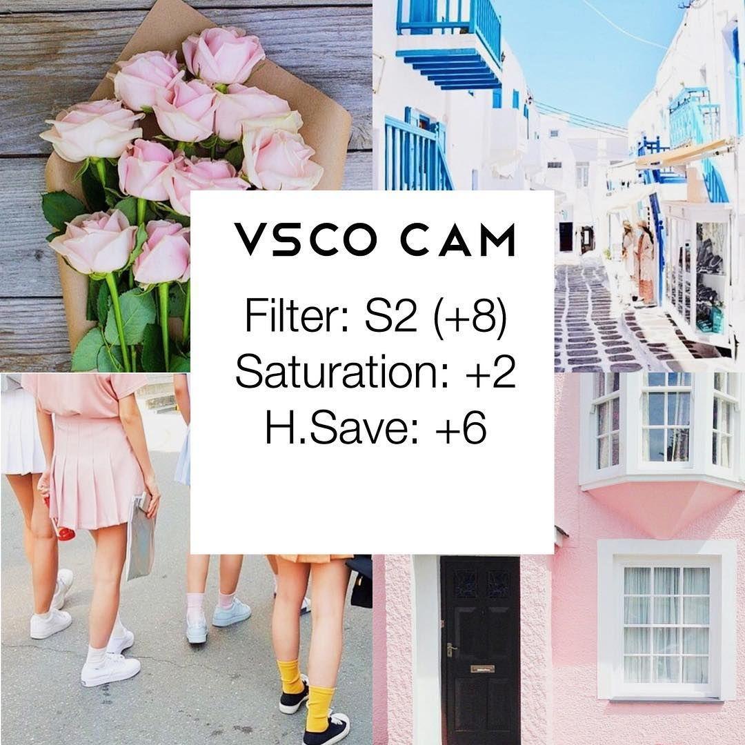 Vsco Filter Setting Untuk Gambar Instagram Yang Lebih Cantik Cool
