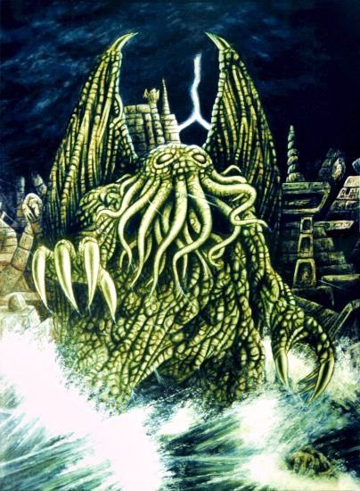 Cthulhu-mytologia – Wikipedia