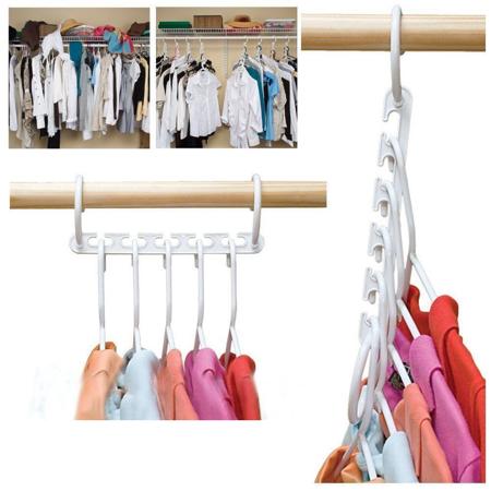 Free Shipping Buy Asewin Wonder Hanger 8pcs Space Saver Wonder Hanger Magic Clothes Hook Close Closet Space Savers Closet Hangers Clothes Closet Organization