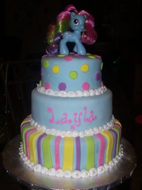 my little pony birthday cakes | 2991 my cousin makes cakes she made this cake