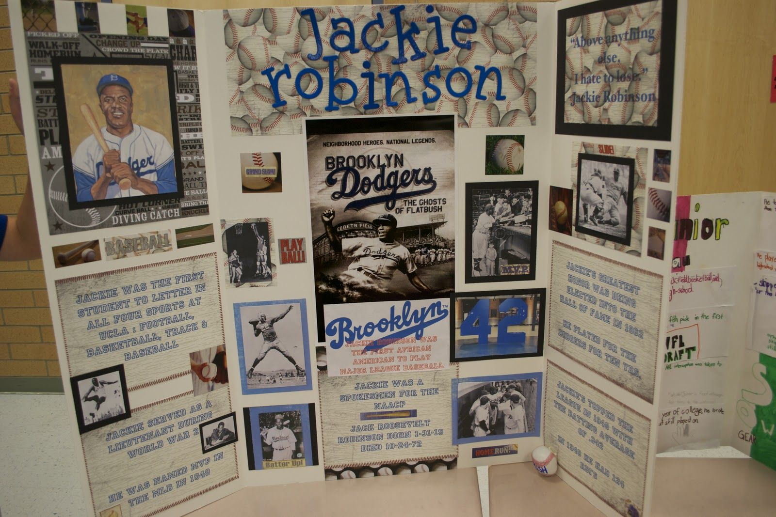 Great ideas for doing a Wax Museum Book Report at your school with ... for Cool Poster Ideas For School Projects  113cpg