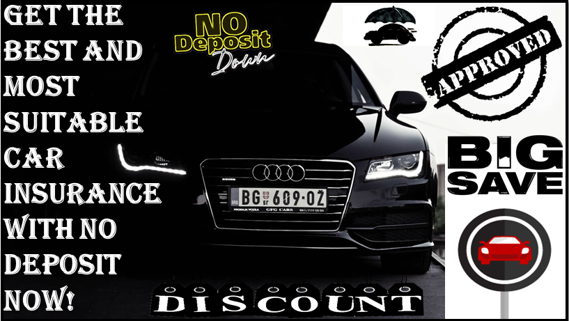 car insurance with no deposit to pay | Cheap car insurance ...