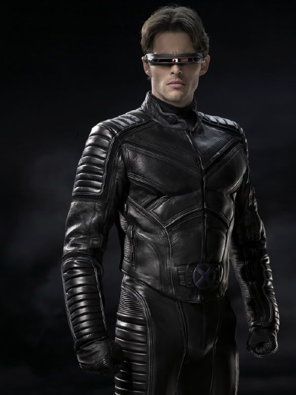 Cyclops (X3) - James Marsden | James marsden | Pinterest ...