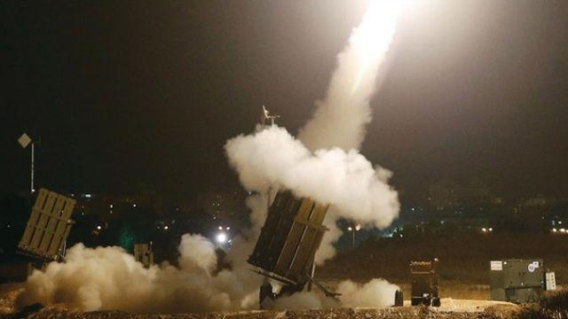 S O N D A K İ K A !!! Hamas, İsrail'i Füzeyle Vurdu... İŞTE O HABER