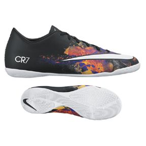 Nike CR7 Mercurial Victory V IC Indoor Soccer Shoes (Savage)