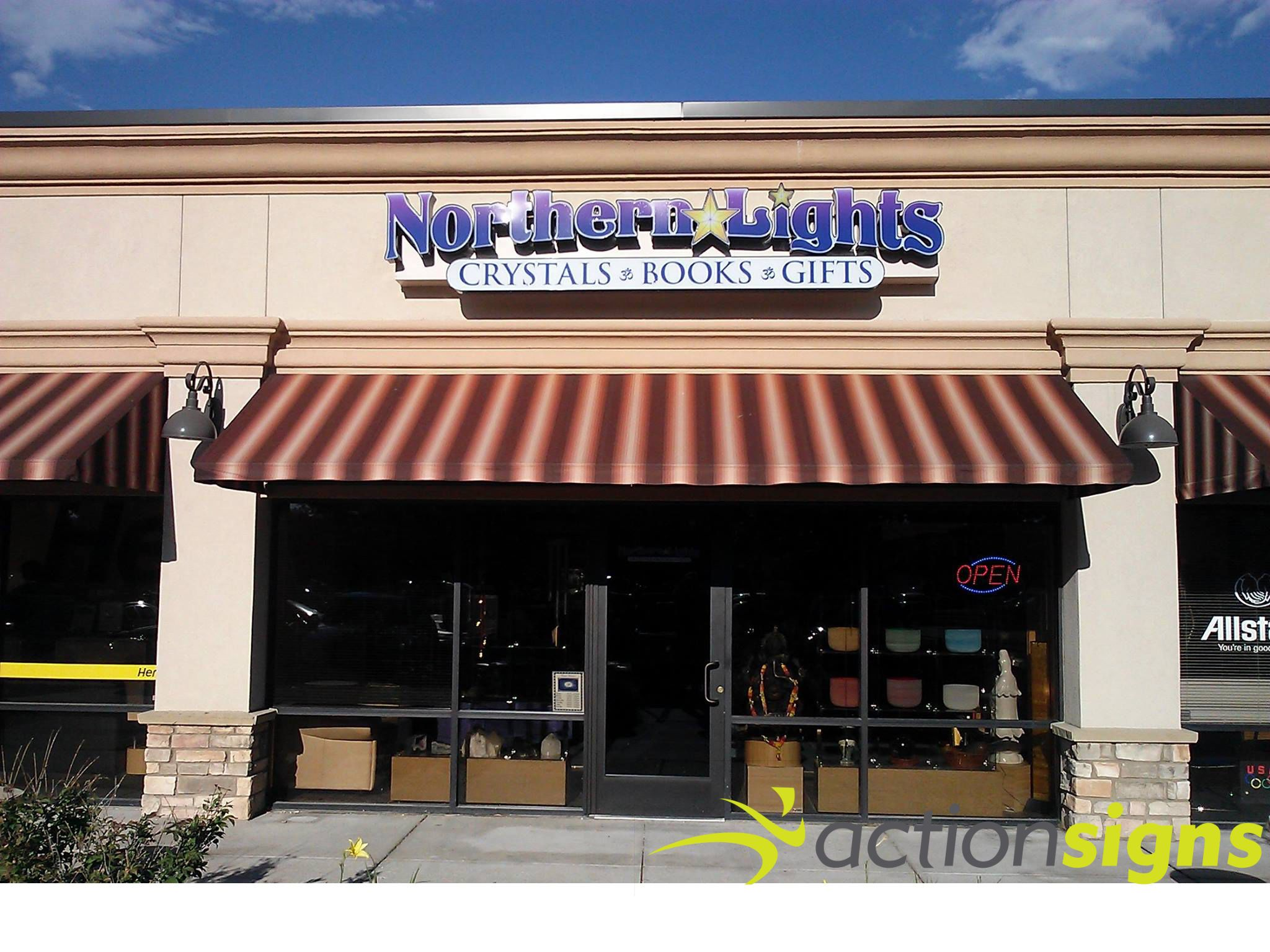 Northern Lights Bookstore of Fort Collins, CO.