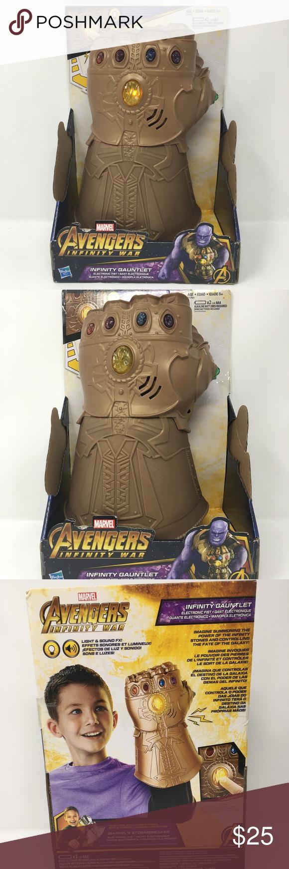 Marvel Avengers: Thanos Infinity Gauntlet - New Marvel Avengers
