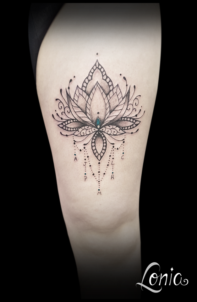 45+ Fleurs de lotus tatouage ideas in 2021