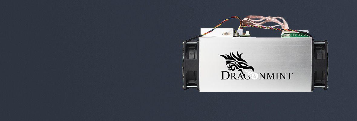 Halong Mining DragonMint B52 Модель DragonMint B52 от Халонга горно