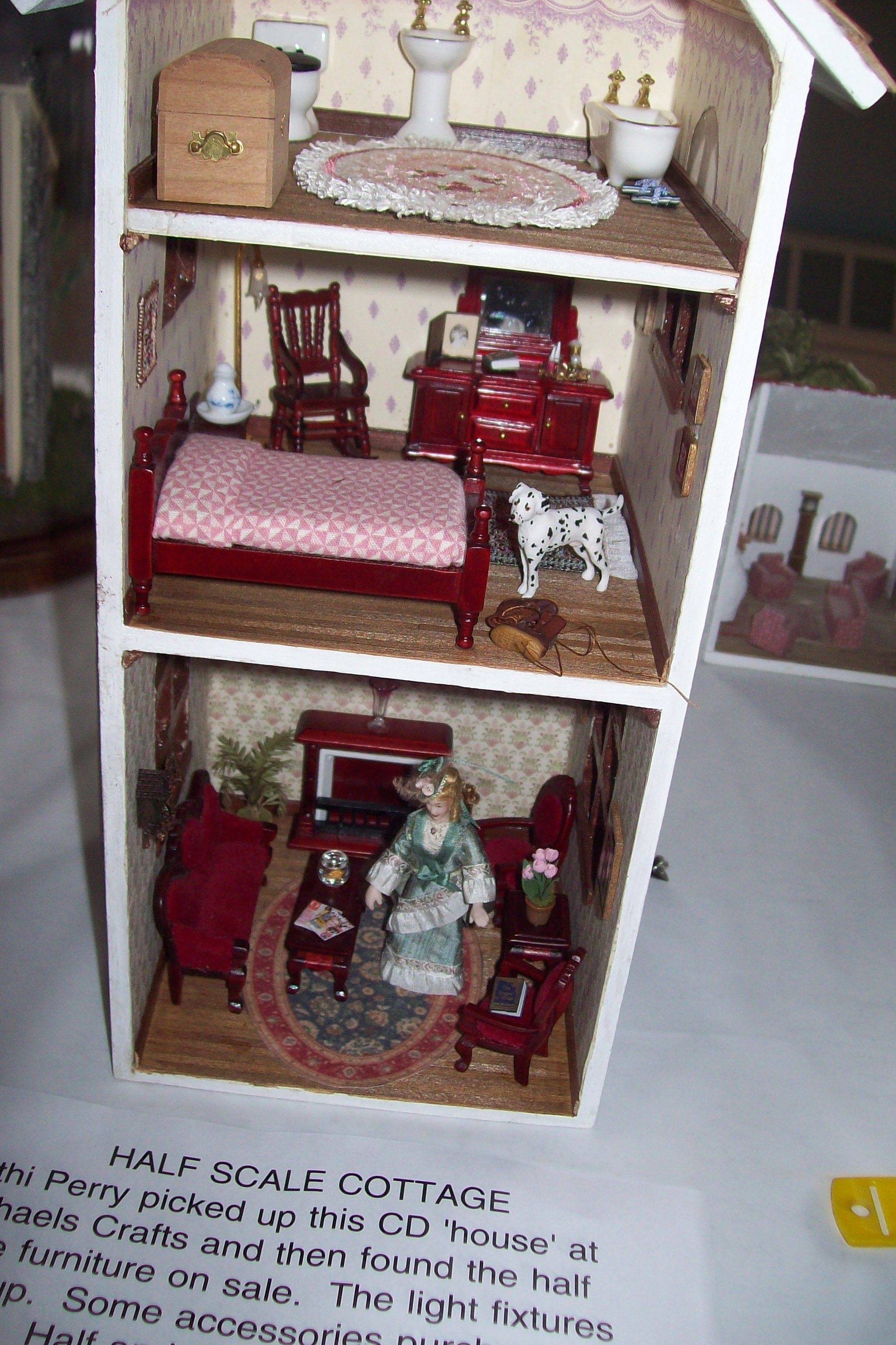 Pin On Miniature Room Boxes