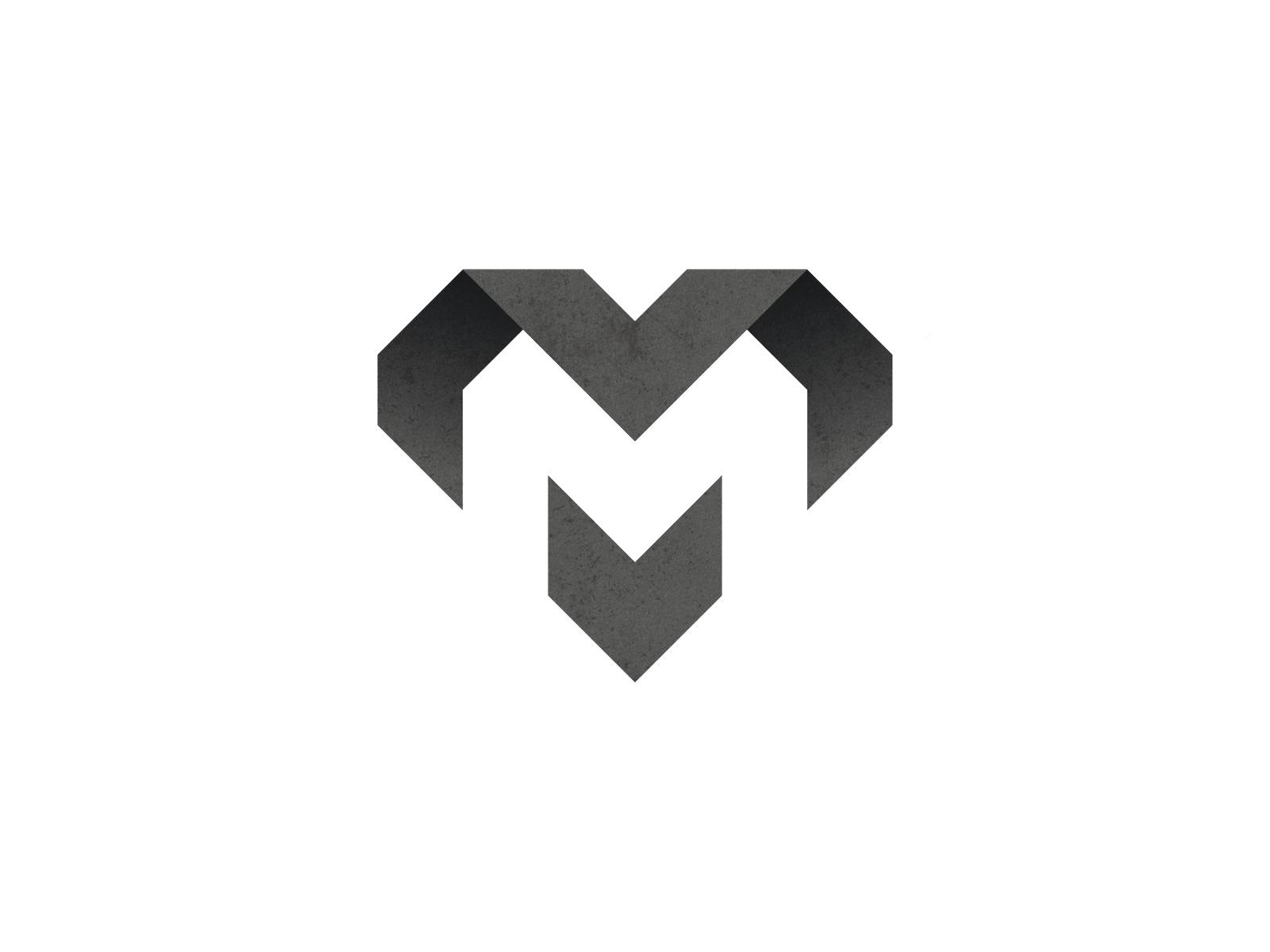 Metanoia Logo Letter M Logo Logo Design Agency Logos