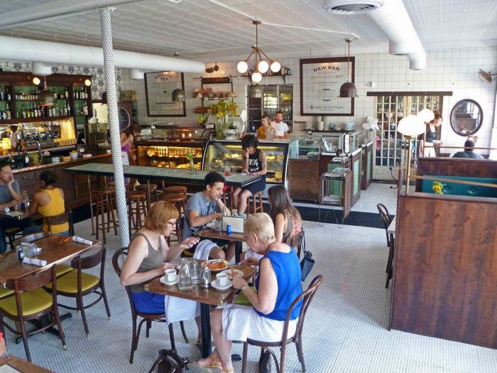 Hillside Farmacy Is A Cute Little Place To Sit Down And Really Enjoy Farm Table Dining At Its Best