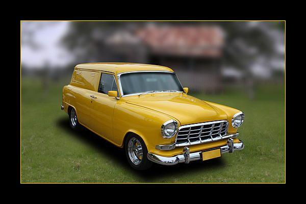FC Holden Wagon Artwork For Sale