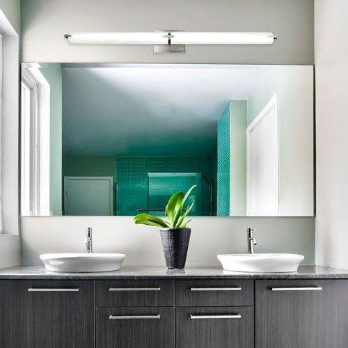How to Light a Bathroom Vanity | Modern bathroom, Lights and ...