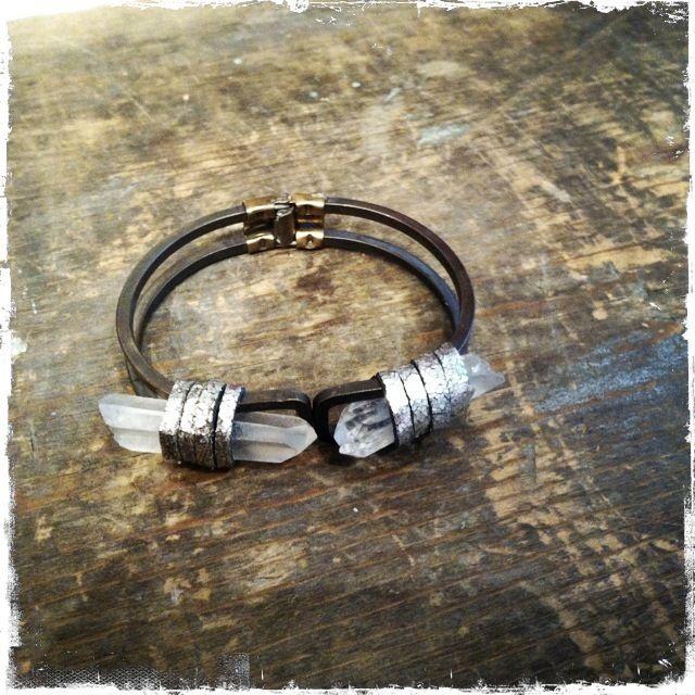 TWIN FLAME CUFF BRACELET by VEGA Jewelry | Jewelry | Bracelets