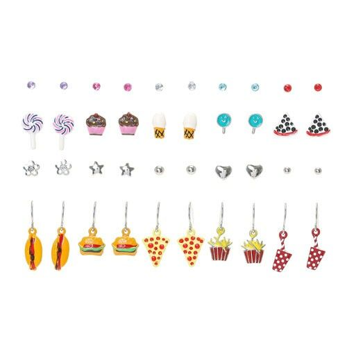 20 Pack Food Earrings Claire S Hair And Beauty In 2019