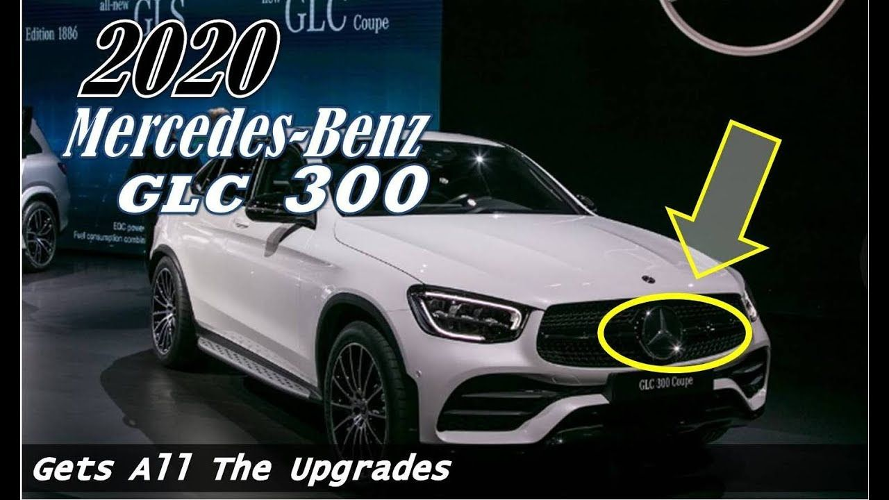 2020 Mercedes Benz Glc300 Coupe Exterior And Interior Walkaround