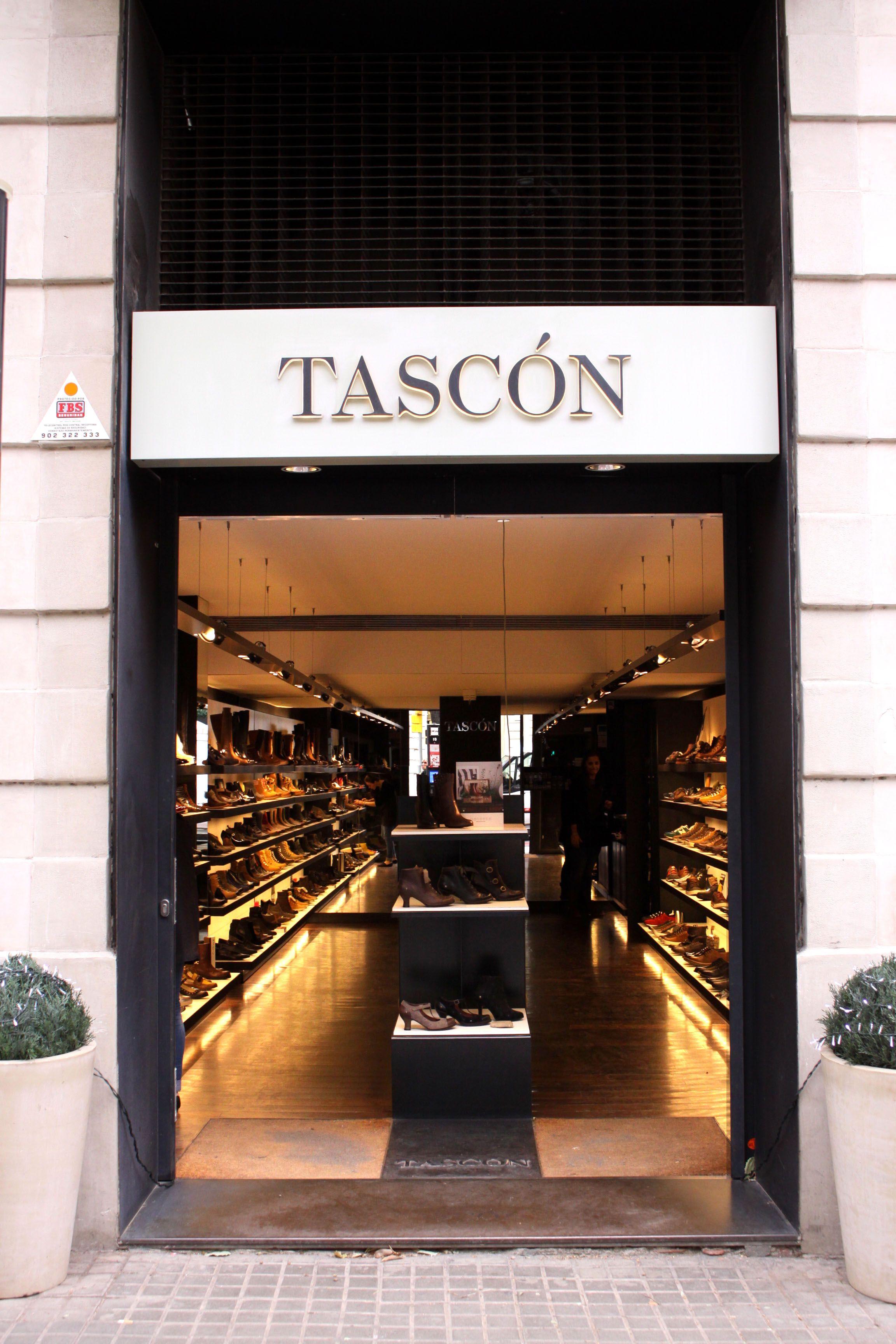 Rambla catalunya store barcelona tascon - Arquitectura barcelona ...