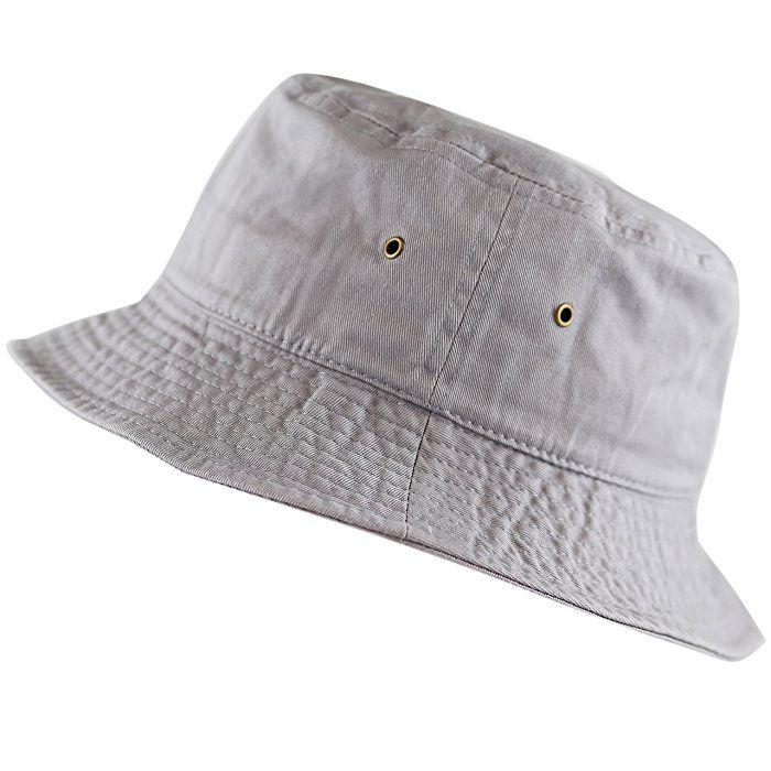 1c73cfe252d 50%  The Hat Depot 300N Unisex 100% Cotton Packable Summer Travel Bucket Hat  (L good  adidas Originals ...