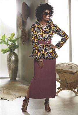 Anaya Jacket Dress