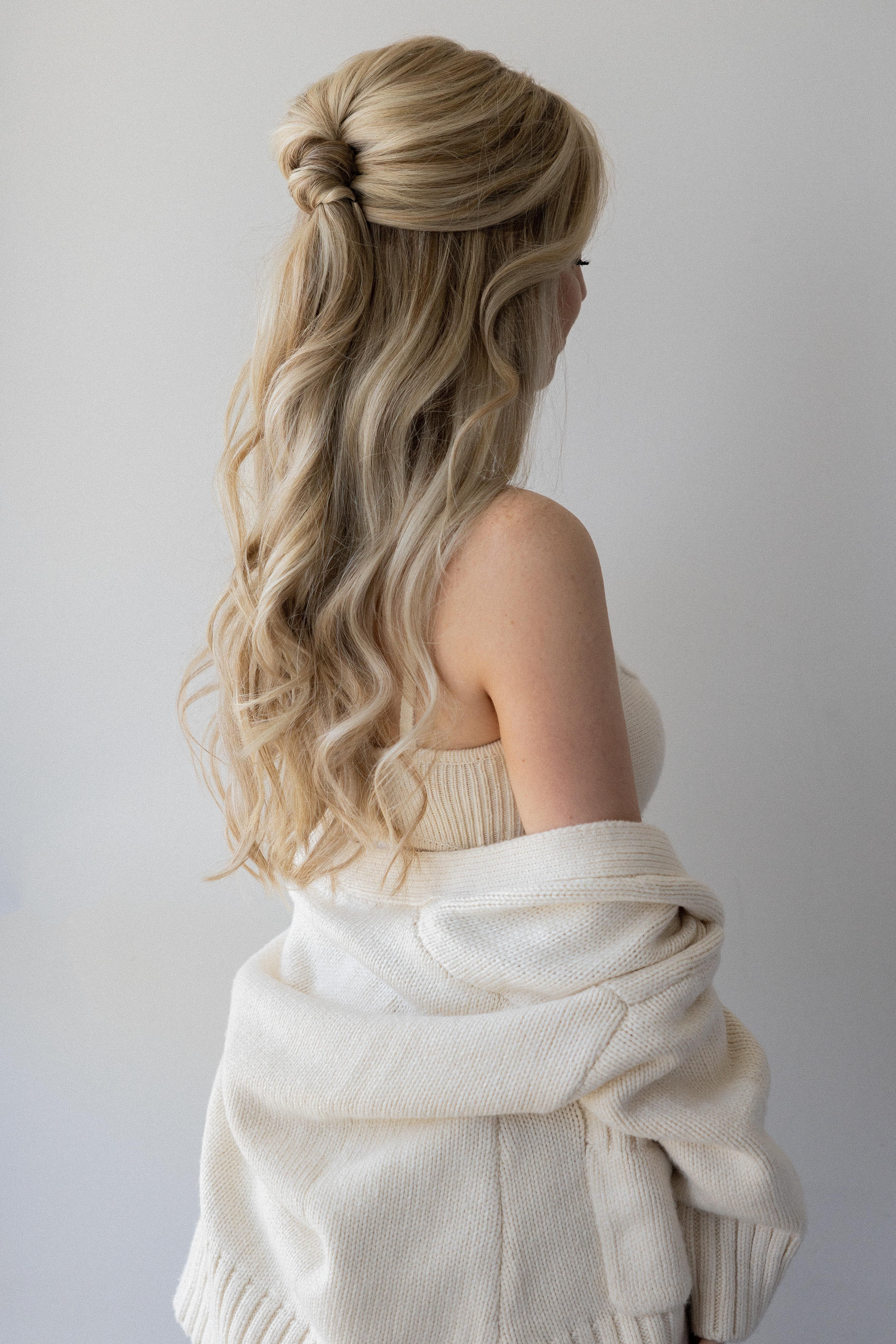 6 QUICK & EASY HAIRSTYLES | Cute Long Hair Hairstyles - Alex Gabour