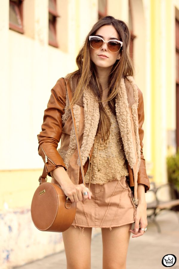 earth tones autumn outfit