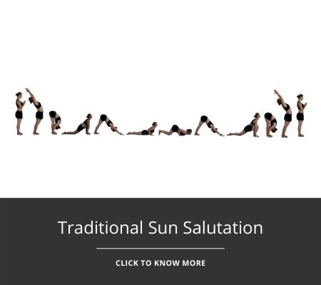 sun salutation  all charts of surya namaskara  devvrat