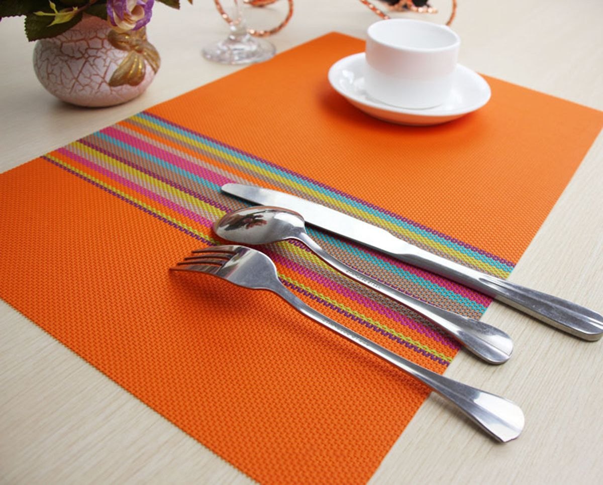Top 10 Christmas Decoration Placemats Table Mats for Hotel Home