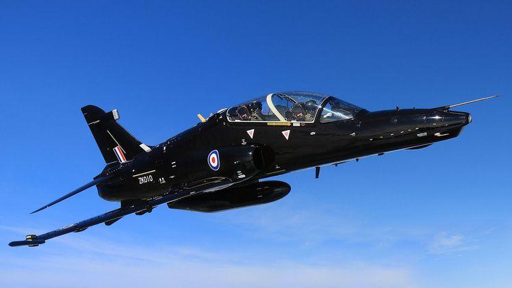 BAE Hawk T2 at RAF Valley
