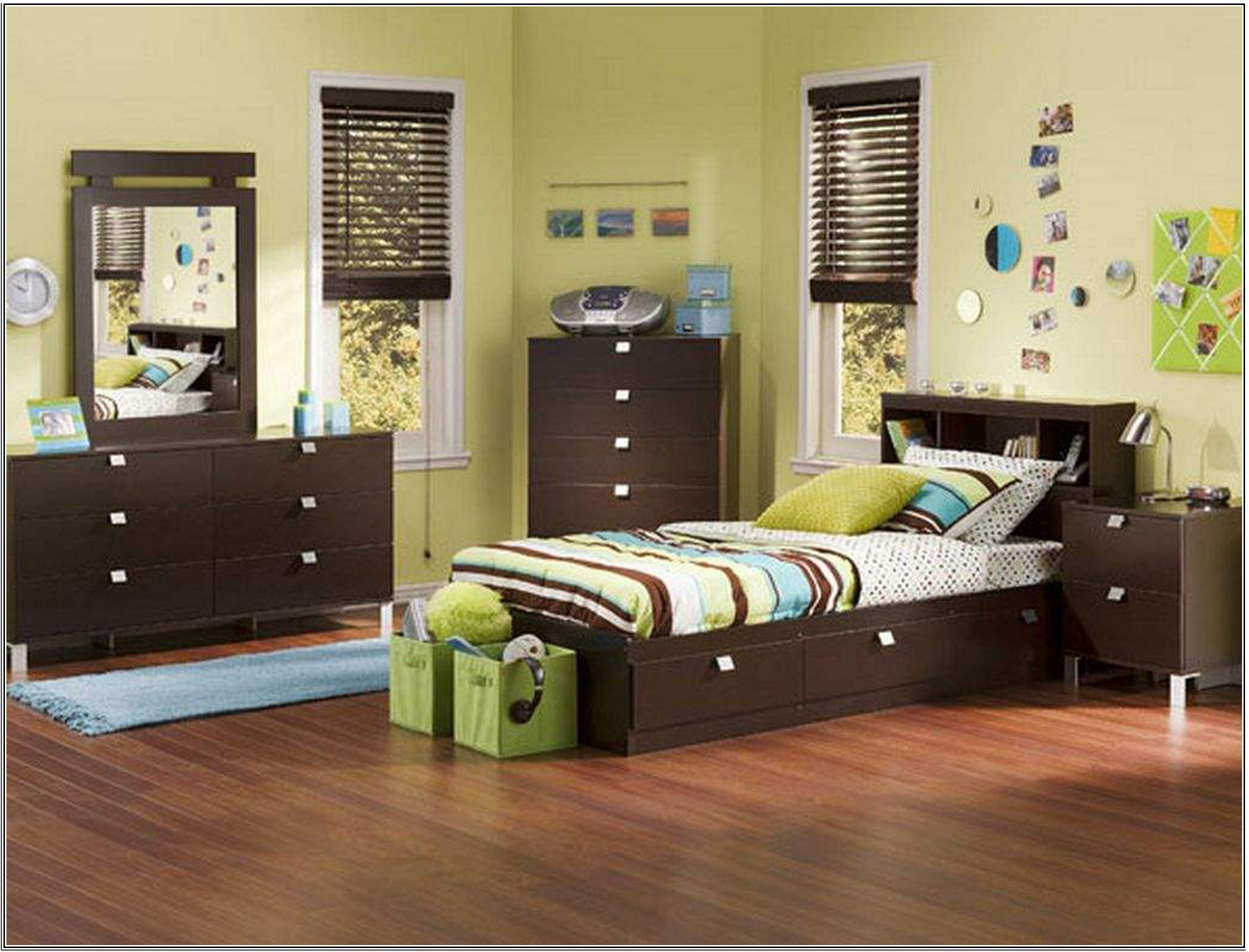 Teenage boys bedroom furniture - Attractive Teen Room Ideas Toddler Boy Bedroom Designs