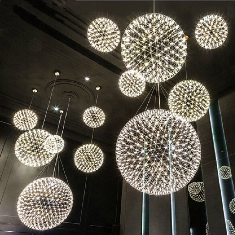 Home, Furniture & DIY Modern Solar System Ceiling Light LED