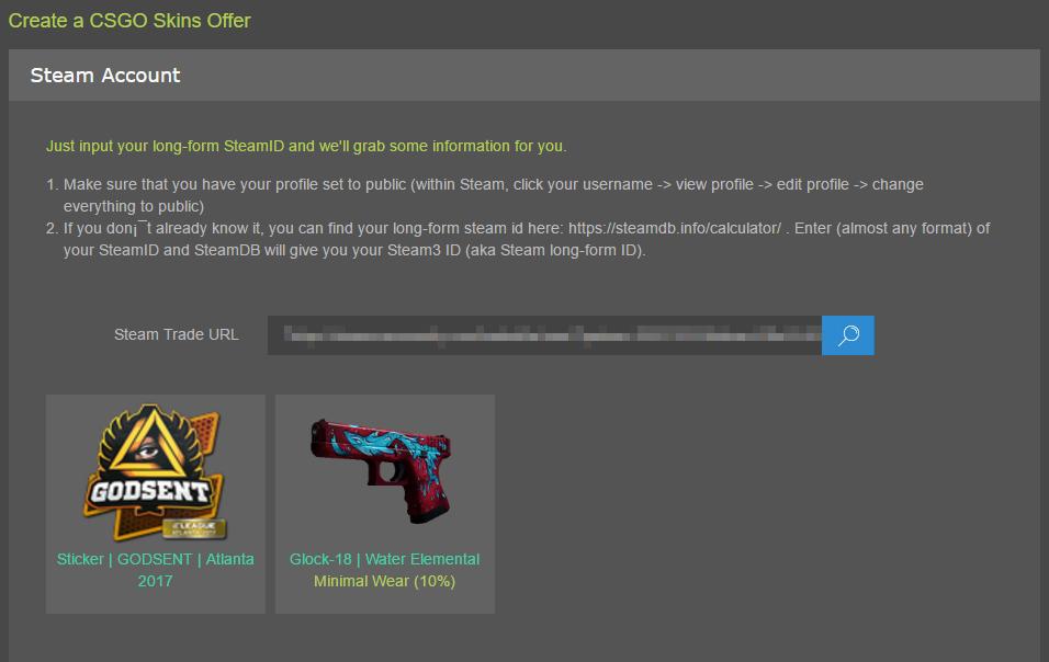 trading bot cs: go)