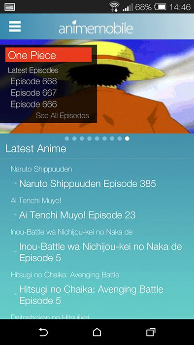 Anime Mobile. Best Anime App for Your Android Phone (Free
