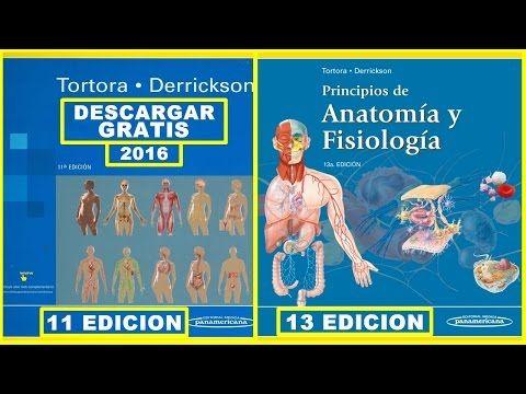 DESCARGAR LIBRO DE ANATOMIA Y FISIOLOGIA TORTORA DERRICKSON EDICION ...