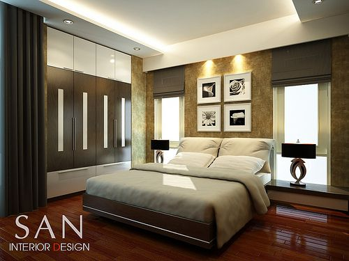 Master Bedroom Interior Design Adorable Master Bedroom Interior Design  Nam Dinh Villas Interior Design . Design Decoration
