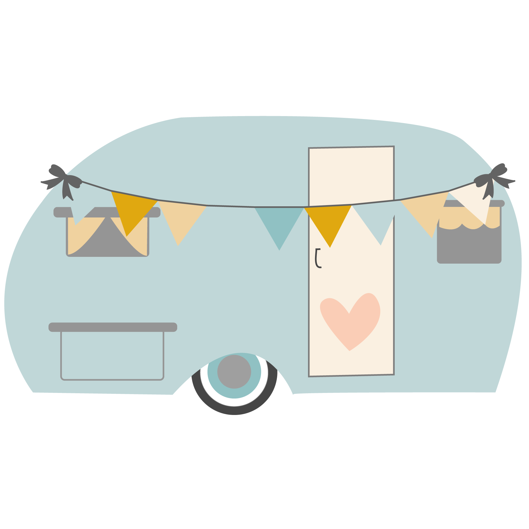 Follow Along As I Transform An Old Vintage Camper Into A Gorgeous Glamper Campertoglamper