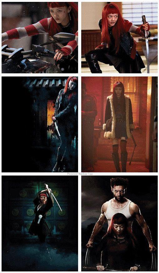 Wolverine Yukio Wolverine Wolverine Hugh Jackman Wolverine Marvel