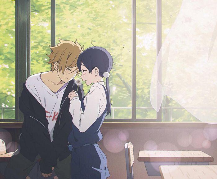 Tamako Love Story Wallpaper Anime Anime My Love Story Anime