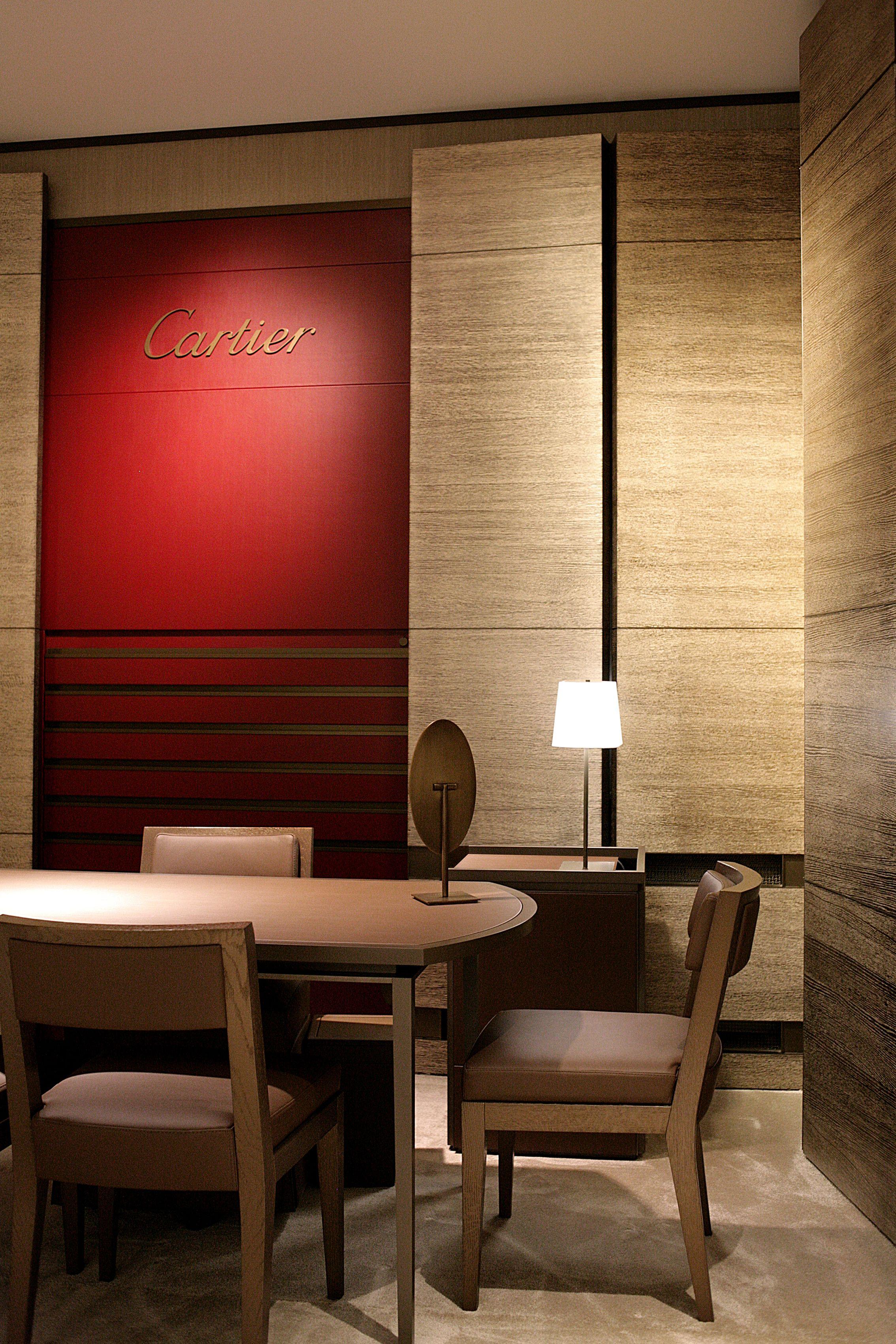 Tristan Auer Stand Cartier Sihh 2015 Geneve Interieur De Luxe Architecte Interieur Motif Art Deco