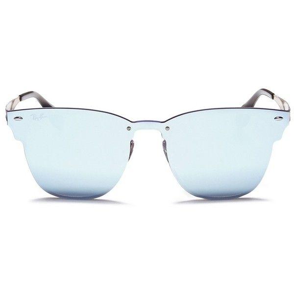 d186b772ec ... switzerland ray ban blaze clubmaster metal mirror sunglasses 214 liked  on fb696 9a77c