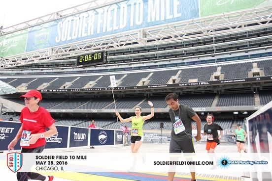 Soldier Field 10 Mile (2016)