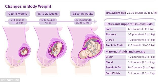 From Head To Toe How Pregnancy Changes The Body A Well