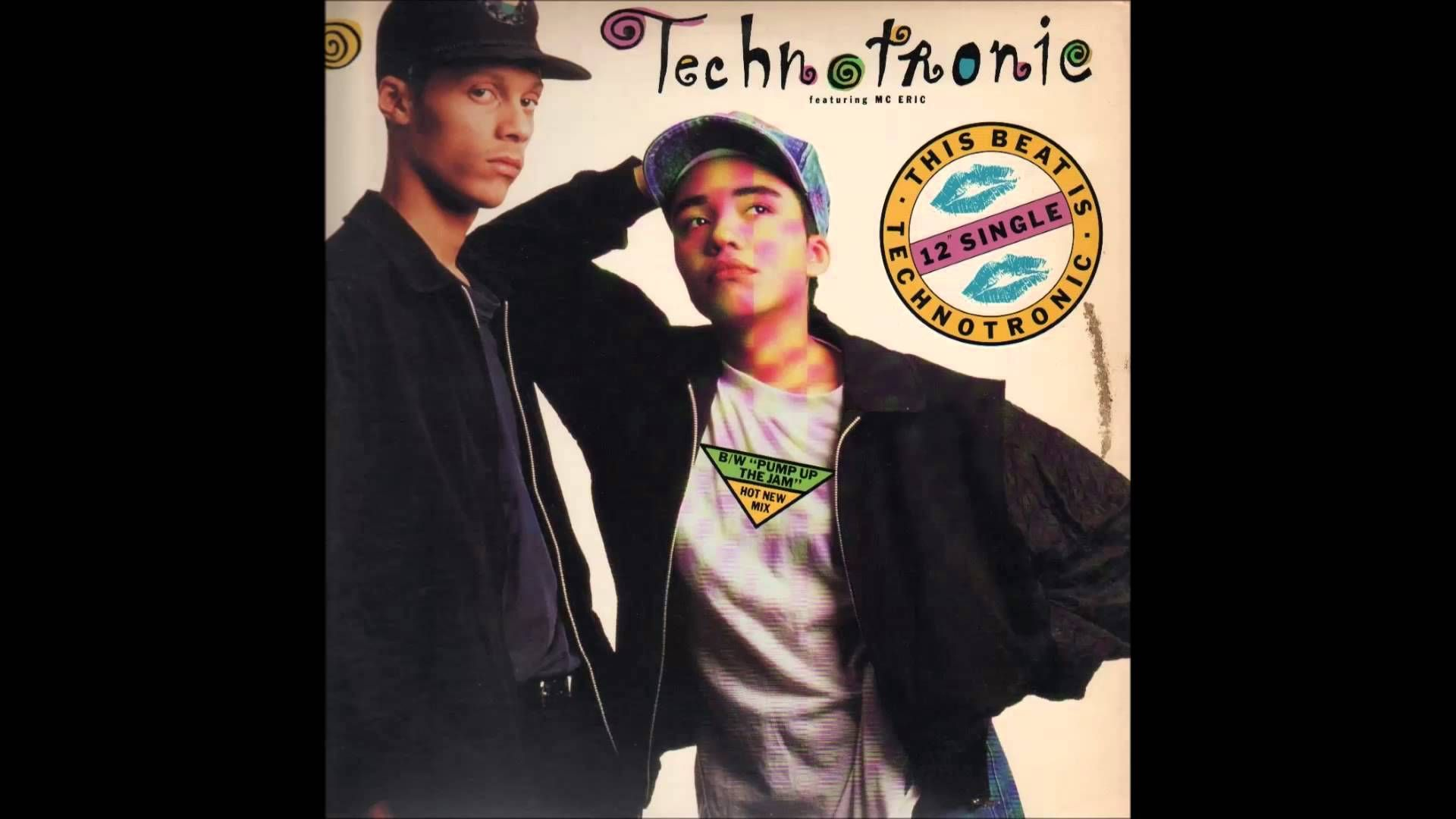 Technotronic - This Beat is Technotronic (Extended) - HD