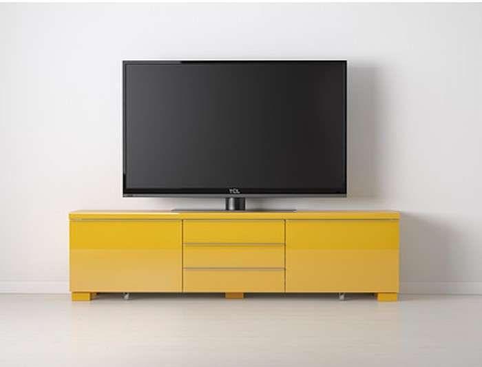 Credenza Ikea Gialla : Le credenze moderne consigli complementi credenza moderna ikea