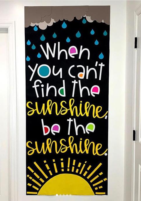 15 Fun Ways to Decorate Your Classroom Door for Back-to-School