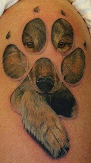 Tatouage Original Beautiful Ink 3 Pinterest Tattoos Wolf