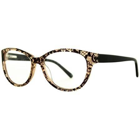buy designer looks for less womens prescription glasses brown at
