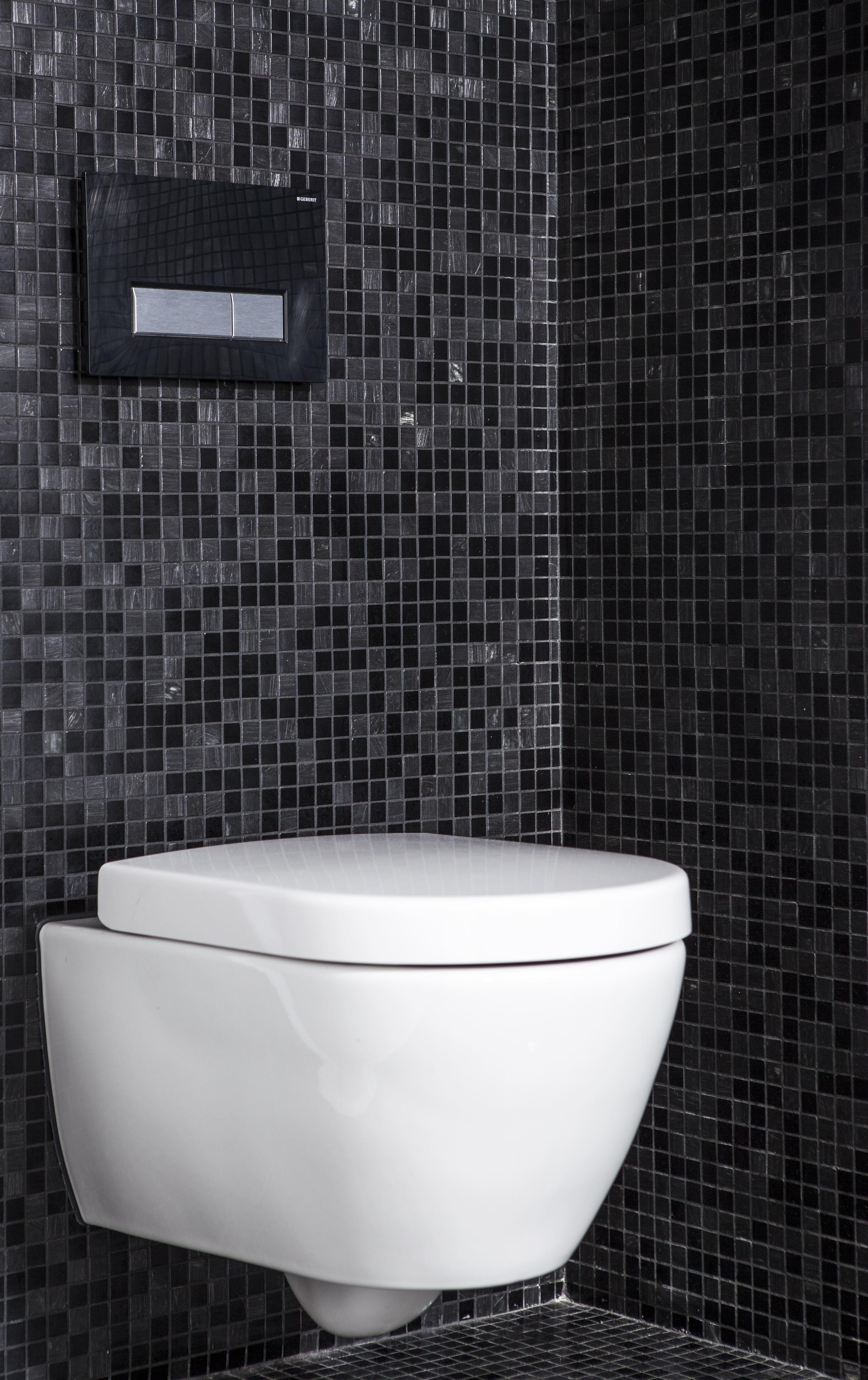 spreekt dit hangtoilet in deze badkamer u aan dit toilet heeft