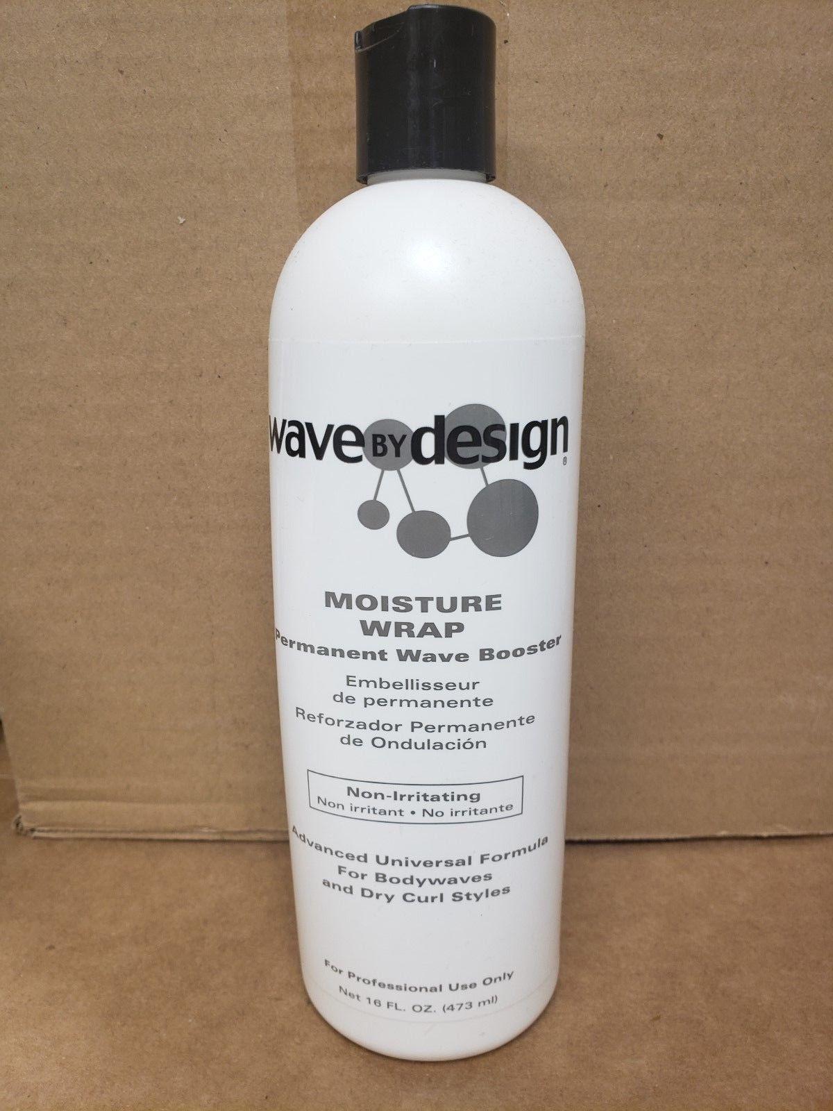Desing Essentials Wave By Design Moisture Wrap Permanent Wave