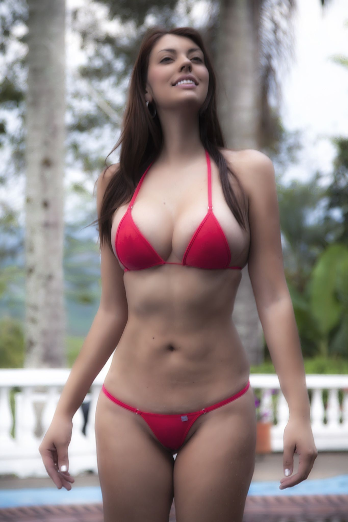 Ana Carolina Da Fonseca brazil en Tangas